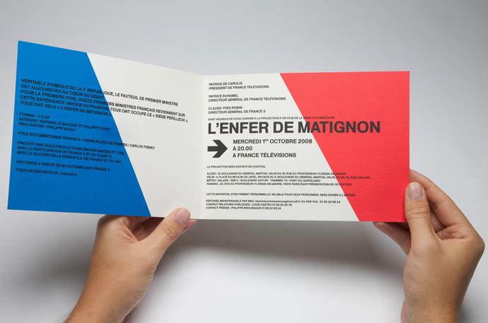 invitations France 5