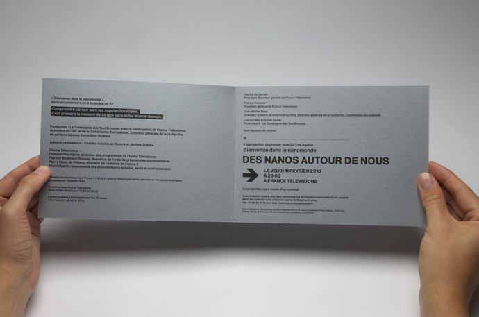 invitations <br/> France Télévisions <br/> et France 5