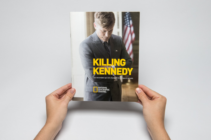 National Geographic Channel – Killing Kennedy